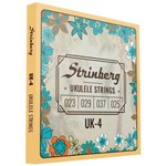 Encordoamento para Ukulele Strinberg Uk 4