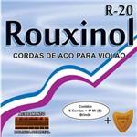 Encordoamento para Violão Aco Inox com Bolinha