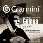Encordoamento para Violão de Náilon (nylon), Tensão Alta, Guinga Série Signature - Sscgg- Giannini
