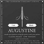 Encordoamento para Violão Nylon Augustine Classic Black