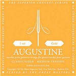 Encordoamento para Violão Nylon Augustine Classic Gold