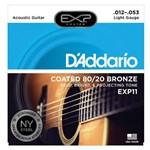 Encordoamento Violão 0.12 Exp11 012 - Daddario 2578
