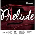 Encordoamento Violoncelo DAddario Prelude Cello J1010