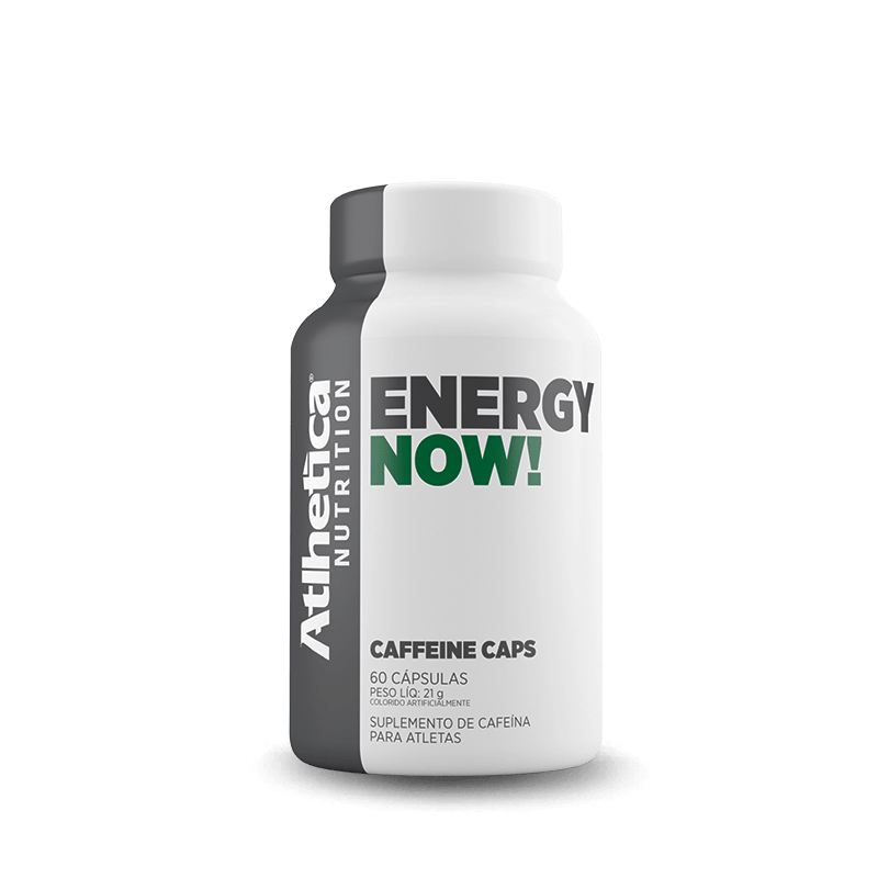 Energy Now! (60caps) Atlhetica Nutrition