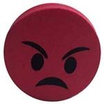Enfeite de Antena para Carro Emoji Nervoso