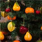 Enfeite de Árvore Pera - 12 Peças - Christmas Traditions