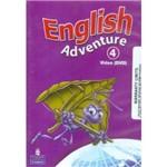 English Adventure 4 Dvd