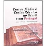 Ensino Medio e Ensino Tecnico no Brasil e em Portugal