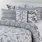 Enxoval Cama Casal Vincent 7 Peças - Casa & Conforto