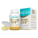 Equaliv Omega Mix 3 6 e 9 com 60 Cápsulas