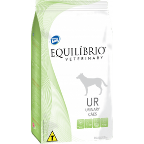 EQUILIBRIO VETERINARY DOG URINARY 7,5KG 7,5kg