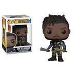 Erik Killmonger Funko Pop! Vinil - Black Panther