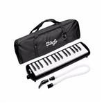 Escaleta Stagg 32 Teclas Melodica + Bag