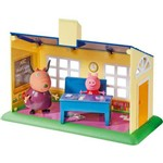 Escolinha e Ônibus Escolar - Peppa Pig