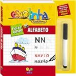 Escolinha Todolivro: Alfabeto - Fácil de Apagar