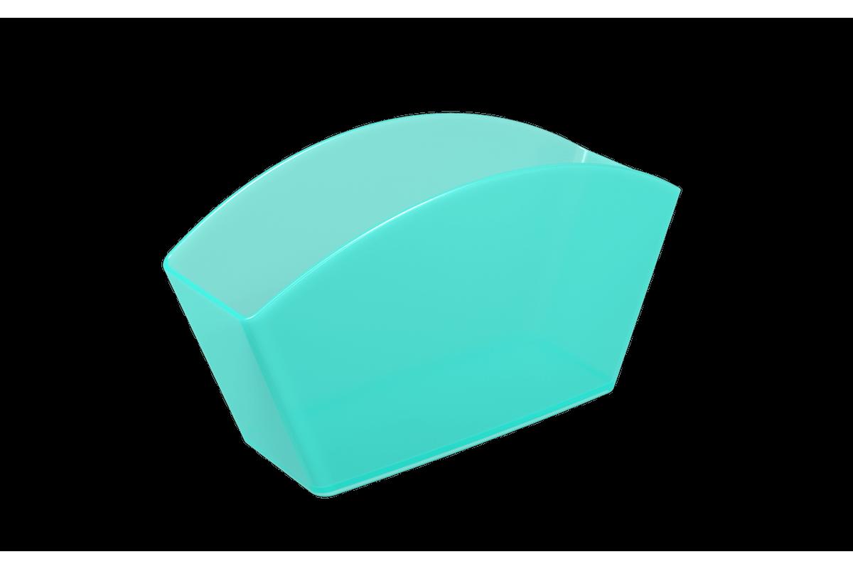 Escorredor de Talheres Basic 21,5 X 10,6 X 4,5 Cm Verde Coza