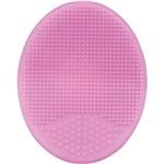 Escova de Banho em Silicone Rosa - Buba