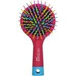 Escova de Cabelos Rainbow Brush Mini Cereja Océane Femme