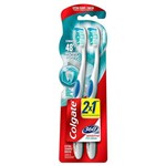 Escova Dental Colgate 360 Sensitive Pro Alivio com 2