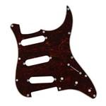 Escudo Guitarra Stratocaster SSS Tortoise Shell