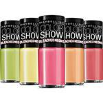 Esmalte Maybelline Color Show Bleached Neons Gel