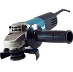 "Esmerilhadeira Angular 115mm 4.1/2"" 840W - 9557HNG - Makita Esmerilhadeira Angular 115 Mm (4.1/2"") 840 Watts - 9557HNG - Makita"