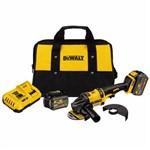 Esmerilhadeira Bateria 60V 115/150mm Flexvolt DCG414T2 Dewalt - 220V