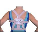 Espaldeira para Postura Regulável P - Ortocenter - Cód: Oc 0078-01