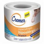 Esparadrapo Cremer Hipoalérgico 5 Cm X 4,5m