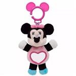 Espelhinho Pelúcia Minnie Mouse +3 Meses Buba