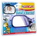Espelho Auxiliar Luxcar Bebe a Bordo