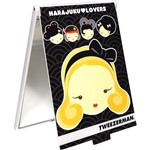 Espelho de Mesa Harajuku Lovers - Tweezerman
