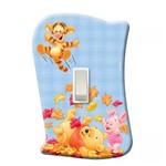 Espelho Interruptor Startec Pooh Baby