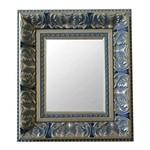 Espelho Moldura 12267 Dourado Art Shop