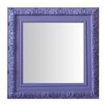 Espelho Moldura Rococó Externo 16257 Lilás Art Shop