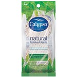 Esponja Facial Calypso Esfoliante Natural Esfoliante com 2 Unidades