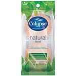 Esponja Facial Calypso Natural com 2 Unidades