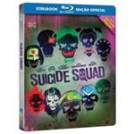 Esquadrão Suicida - Steelbook - 2 Discos Blu-Ray