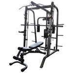Estação de Musculação Gonew Pro 5.0 Limited C/ Rack