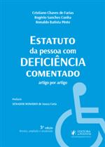 Estatuto da Pessoa com Deficiência Comentado Artigo por Artigo (2018)