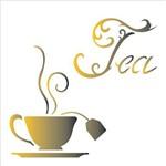 Estêncil para Pintura Simples 14x14 Tea - Opa1743 - Opa