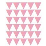 Estêncil para Pintura Simples 15x20 Bandeirinha - Opa1749 - Opa