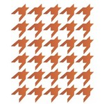 Estêncil para Pintura Simples 15x20 Estamparia Abstrata - Opa1212 - Opa