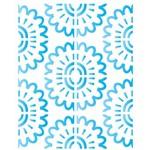 Estêncil para Pintura Simples 15x20 Estamparia Renda OPA1878 - Opa