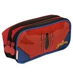 Estojo 2 Compartimentos Spider-man Homem Aranha 19y Sestini