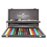 Estojo de Madeira Faber-Castell Coleção Art Graphic - Ref 110088