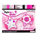 Estojo de Maquiagem My Style Star - Multikids