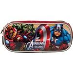Estojo Duplo Avengers Dream Team - Xeryus