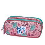 Estojo Duplo Baby Alive Ballet