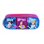 Estojo Duplo Disney Princesas Dermiwil - 30389
